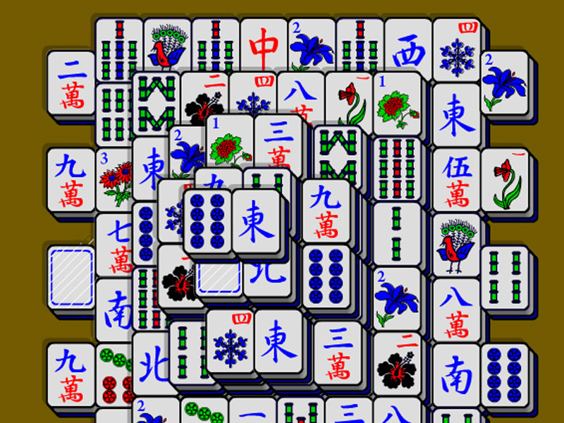 Fortress Mahjong Solitaire lets you unwind.