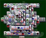 classic pyrimid mahjong