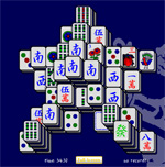 star shaped mahjong