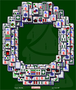 wreath mahjong solitaire